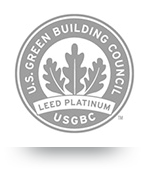 U.S GREEN BUILDING COUNCIL - LEED PLATINUM