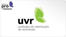 urv unidades de valorização de recicláveis