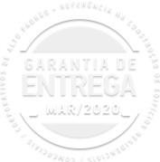 Garantia de Entrega Março 2020
